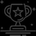 Ilustração de Troféu