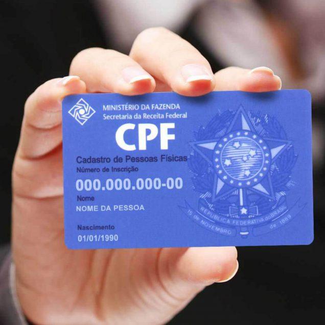 Rejeição do CPF informado na Nota Fiscal Eletrônica de Produtor Rural em MG