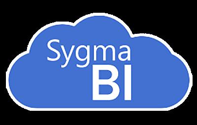 Logomarca Sygma BI