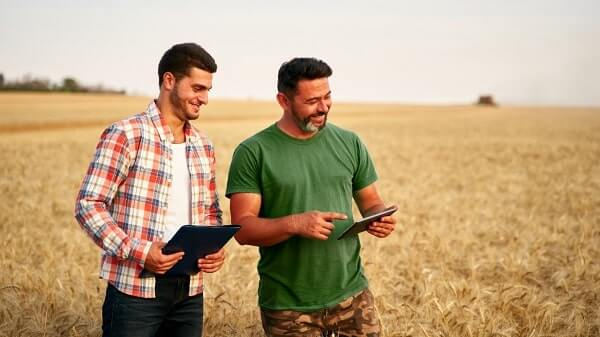 Treinamento de LCDPR para produtor rural